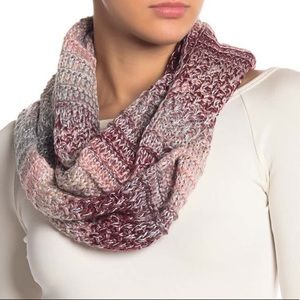 Vince Camuto knit infinity scarf